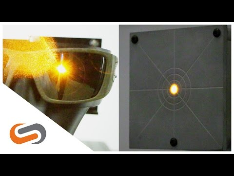 Oakley Optics Part 1: Laser Lens Clarity Test | SportRx
