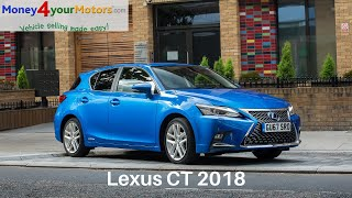 Lexus CT 200h 2018 road test and review