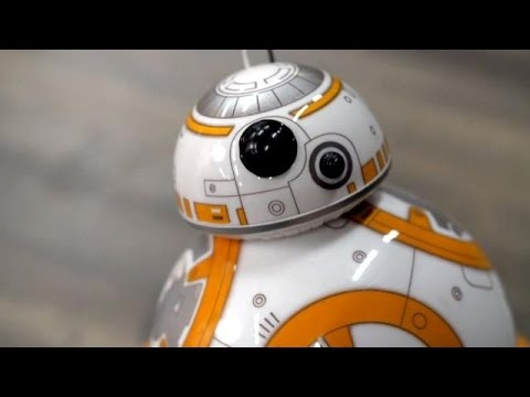 Sphero's Star Wars BB-8 Droid | Demo