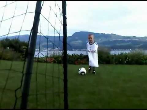 Fussball-Talent (1) - FC Zurich