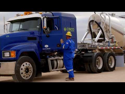 Cisco Logistics - Cisco Logistics The Premier Energy Logistics Company