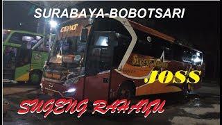 BUS JAWA DRIVER SUNDA || Trip SUGENG RAHAYU W7146UZ PATAS
