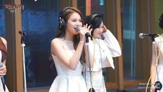 [Live on Air] FIESTAR - Vista, 피에스타 - Vista [정오의 희망곡 김신영입니다] 20160303