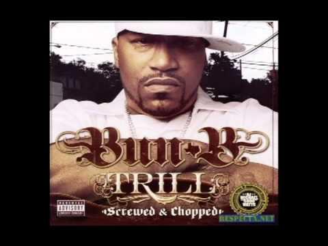 Bun B - Hold u down ft. trey songz mike jones and baby (screwed&chopped)