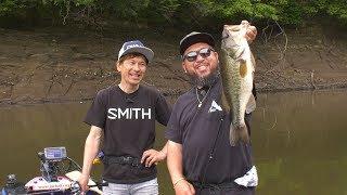 #333 陽気なバスアングラーが興じる拘りの釣り~好釣果に湧き立つ千葉のダム湖~