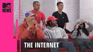 The Internet On 'Hive Mind' & Their Recording Process | MTV News