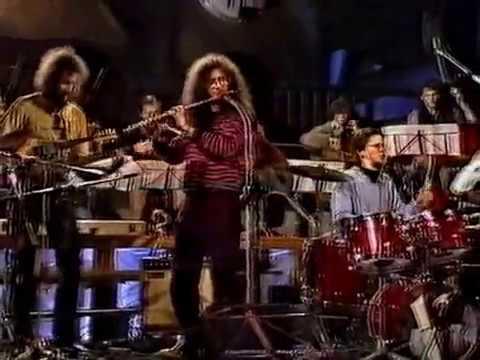 Fusion Orchestra - CLOCKWORK (W. Paul) - (1983) Philippe Racine