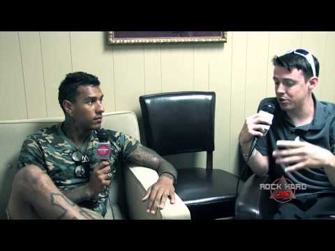 For Today ~ Interview ~ Vans Warped Tour 2014 ~ 6/21/14 on ROCK HARD LIVE
