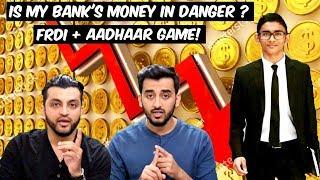 FRDI & Aadhaar Game : The Danger and Mystery behind them! l feat. Wali Rahmani