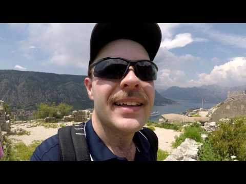 Europe 2017 Vlog: Bay of Kotor