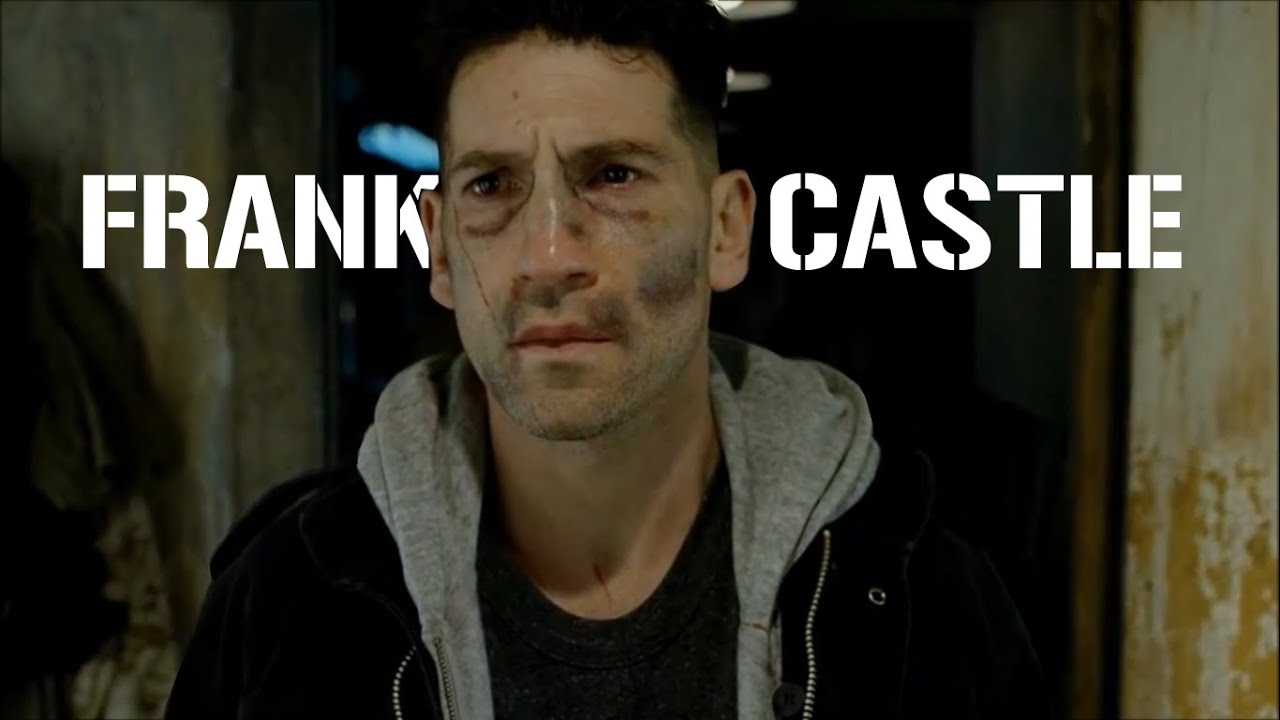 Frank Castle Tribute The Punisher Youtube
