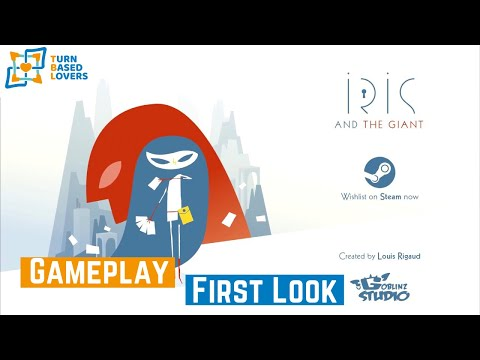 Iris And The Giant - Gameplay First Look Demo (no commentary) |