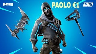 SHOP FORTNITE 01/09/2019!! NEW SKIN VULIO, LAMPO BLU AND ARDIRE DOWN ! PAUL'S 1