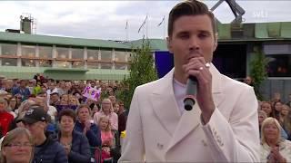 Robin Bengtsson - I Can't Go On (Allsång på Skansen 2017)  720p HDTV