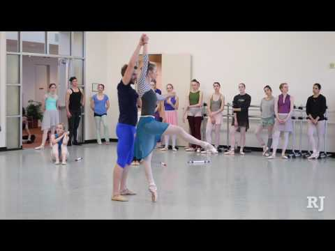 Nevada Ballet Theater Prepares for Peter Pan Production