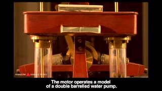 Early direct current electric motors