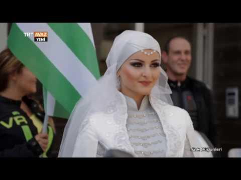 Çerkes Düğünü Nasıl Olur? - Türk Düğünleri - Adapazarı - TRT Avaz