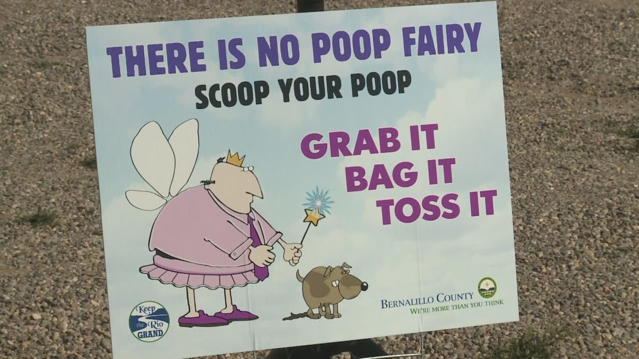 Bernalillo County There Is No Poop Fairy Youtube