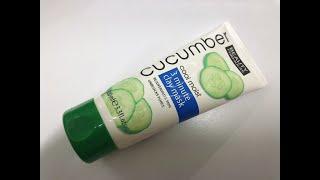 ОБЗОР МАСКА ДЛЯ ЛИЦА ОГУРЕЦ И ГЛИНА Beauty Formulas Cool Moist Cucumber 3 Minute Clay Mask