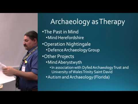 Inclusion and therapy: archaeology and heritage for people with mental health problems and/or autism