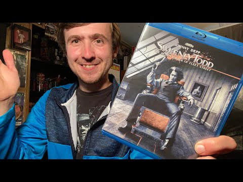 Download Sweeney Todd Blu-Ray Unboxing