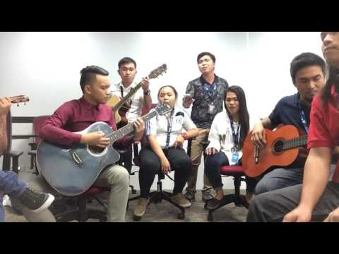 Secret Love Song (mash-up) by Sykes Asia Cebu