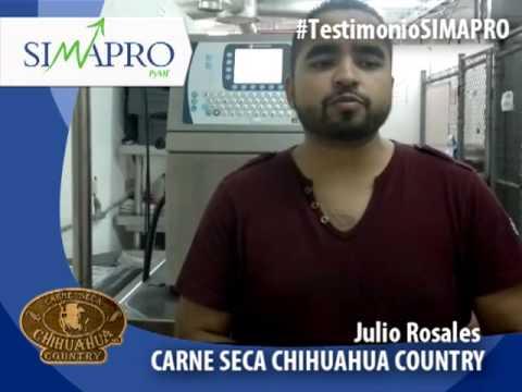 Julio Rosales de Carne Seca Chihuahua Country