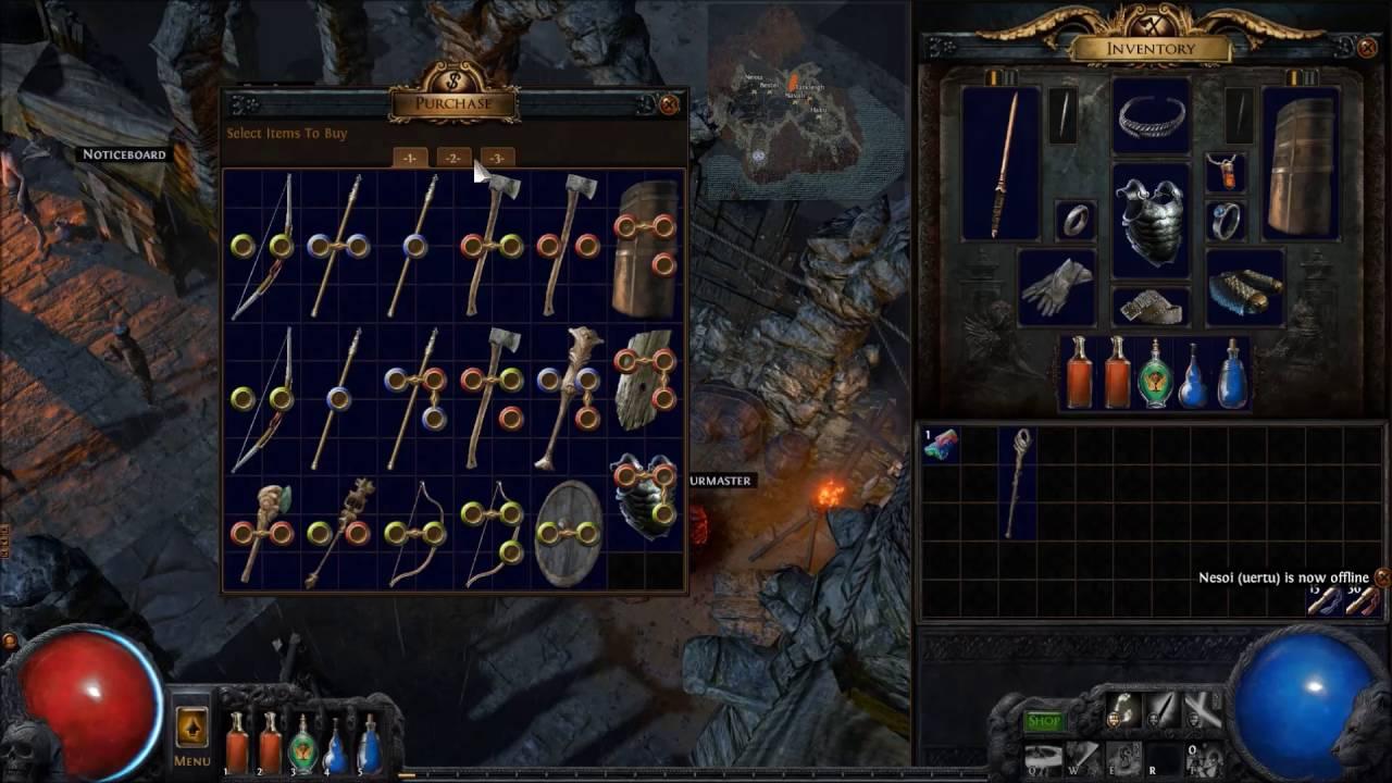Path of Exile Chromatic Orb Guides - u4gm com