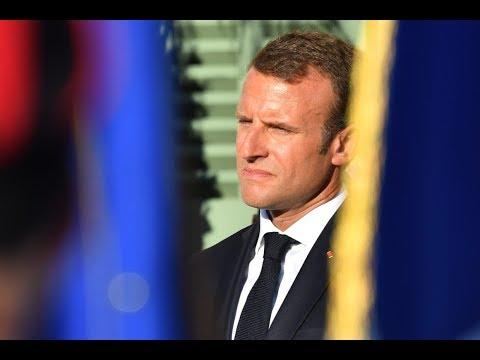 Macron Surrenders! Protest Continue!  Vive La France
