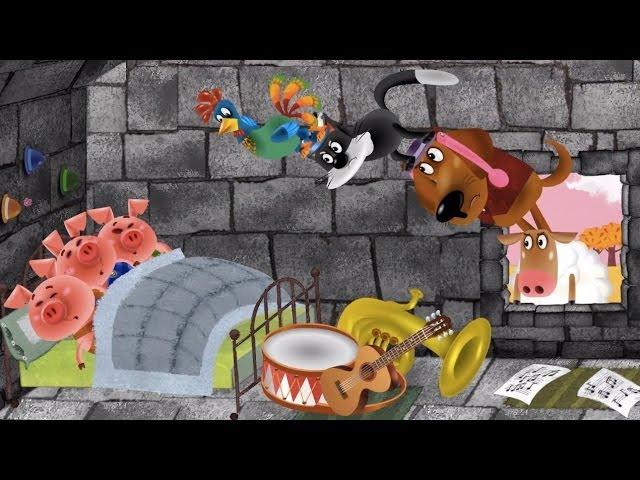Машины сказки - Три поросёнка (13 серия)