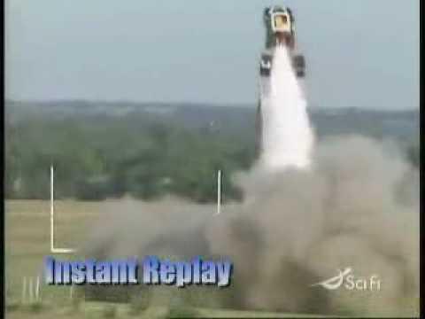 Master Blaster  Car launch