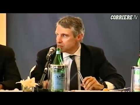 Conferenza Stama Andrea Agnelli Su Calciopoli Parte 4 Di 5