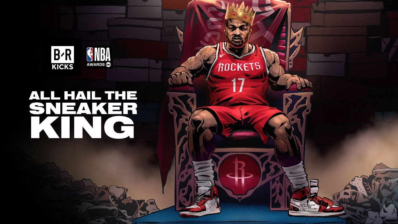 P.J. Tucker crowned BR Kicks 2019 NBA