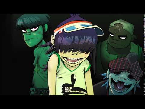Gorillaz  Rock the House Live at Isle of MTV, Portugal, 2002