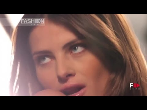 Isabeli Fontana for STROILI Gioielli Making of 2013 by Fashion Channel