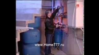 Строим Дом Водопровод часть 2(Строим Дом полное руководство на http://Home777.ru Подсоединение к водопроводной сети внутреннего водопровода..., 2013-12-30T06:30:39.000Z)
