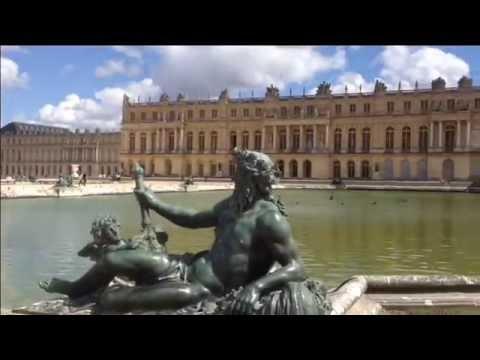 Les Jardins du Chateau de Versailles, Les Grandes Eaux Musicales