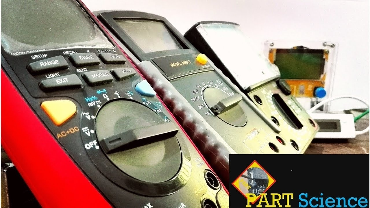 How to use a Multimeter Selection Guide and some Tips while Working