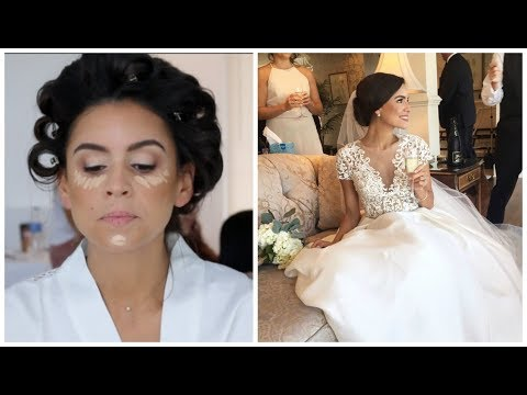 New Wedding Makeup Tutorial 2018