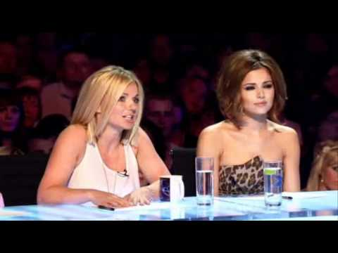 X factor Geri Halliwell loves talking