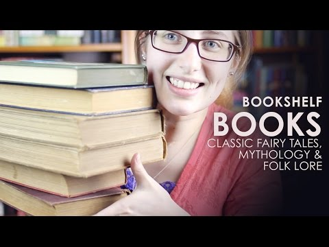Bookshelf Books   Classic Fairy Tales, Mythology & Folklore