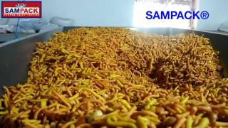Mixture Namkeen packing machine 10gms to 1000gms