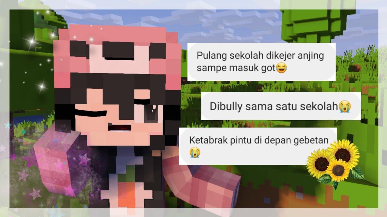 🍭BACAIN CURHATAN KOCAK SUBSCRIBER TENTANG SEKOLAH MEREKA | CURHAT KUACI | MINECRAFT INDONESIA