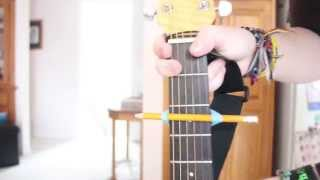 HOW TO MAKE A CAPO | Fyerlite