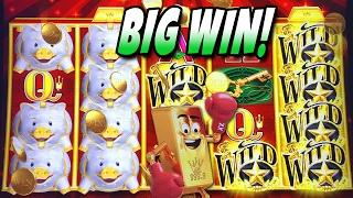 ★ BIG WIN ★ New! GOLD BONANZA SLOT MACHINE BONUS & JACKPOT FEATURES Aristocrat Slots