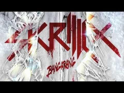 Skrillex--Bangarang (audio full)
