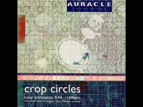 """CROP CIRCLES- Antonomasia (""""lunar civilization"""" 1997)"""