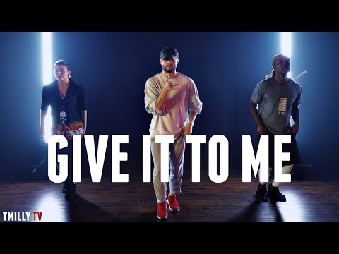 Timbaland - Give It To Me ft. Justin Timberlake - Choreography by Willdabeast & Tobias Ellehammer