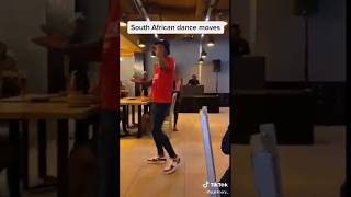 South African dance moves Amapiano |tiktok