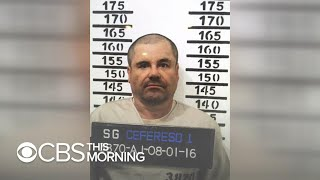 """El Chapo"" verdict: Joaquín Guzmán found guilty on all counts"